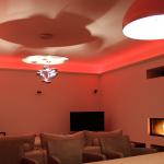 Stuckprofile für indirekte Beleuchtung