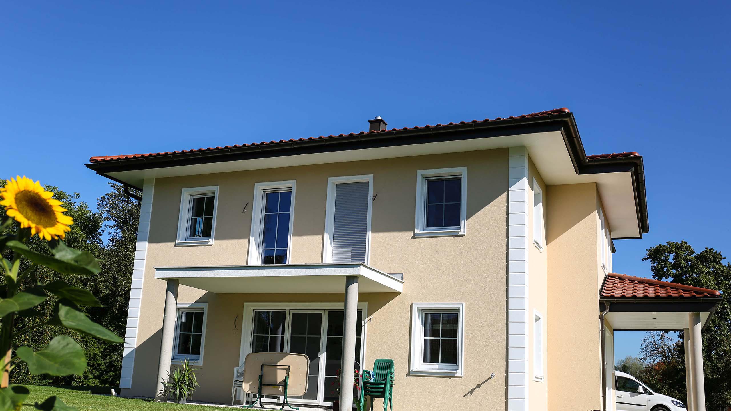 Fassadendekorelemente