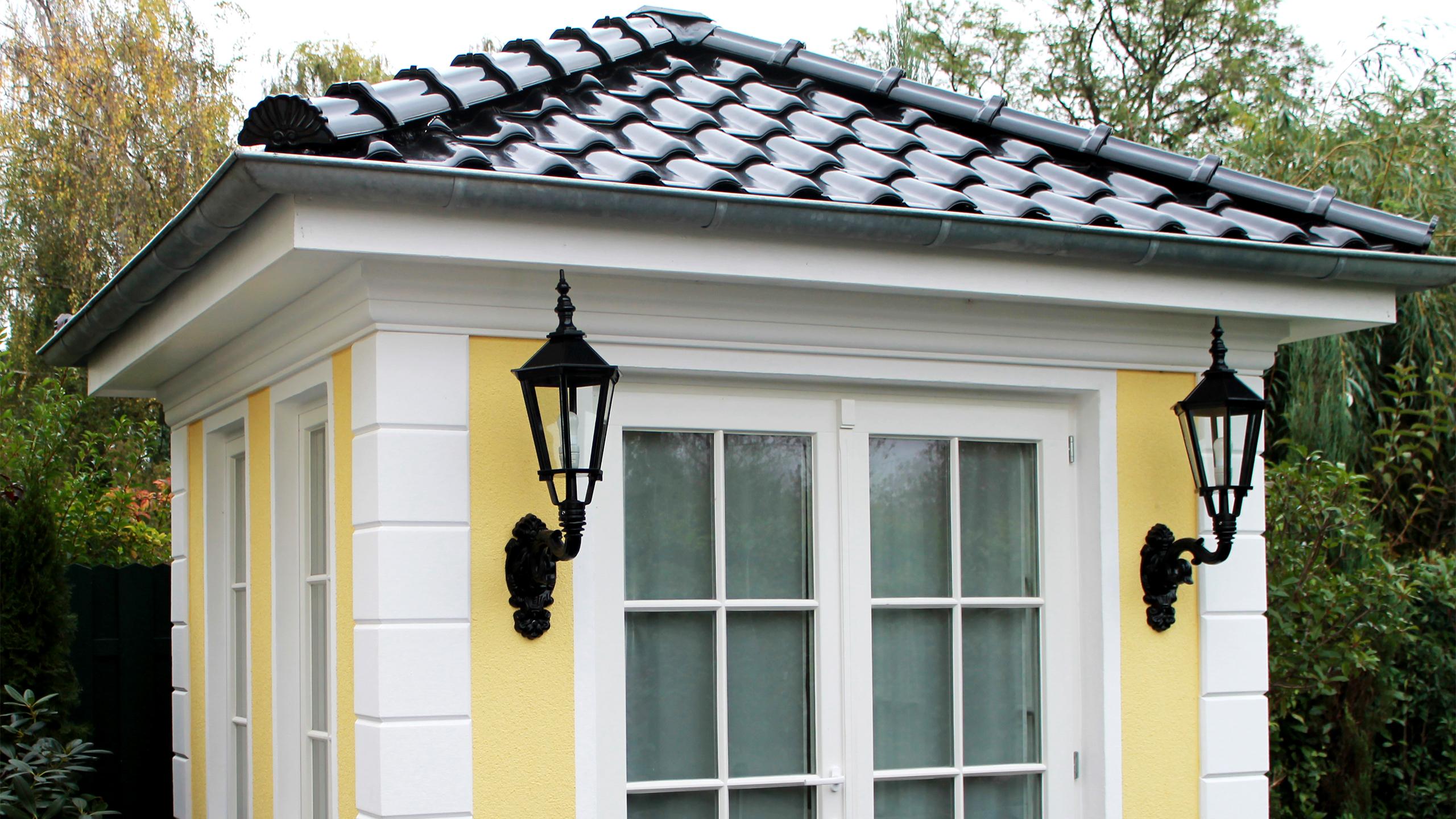 Fassadenprofile und Fassadendekorelemente