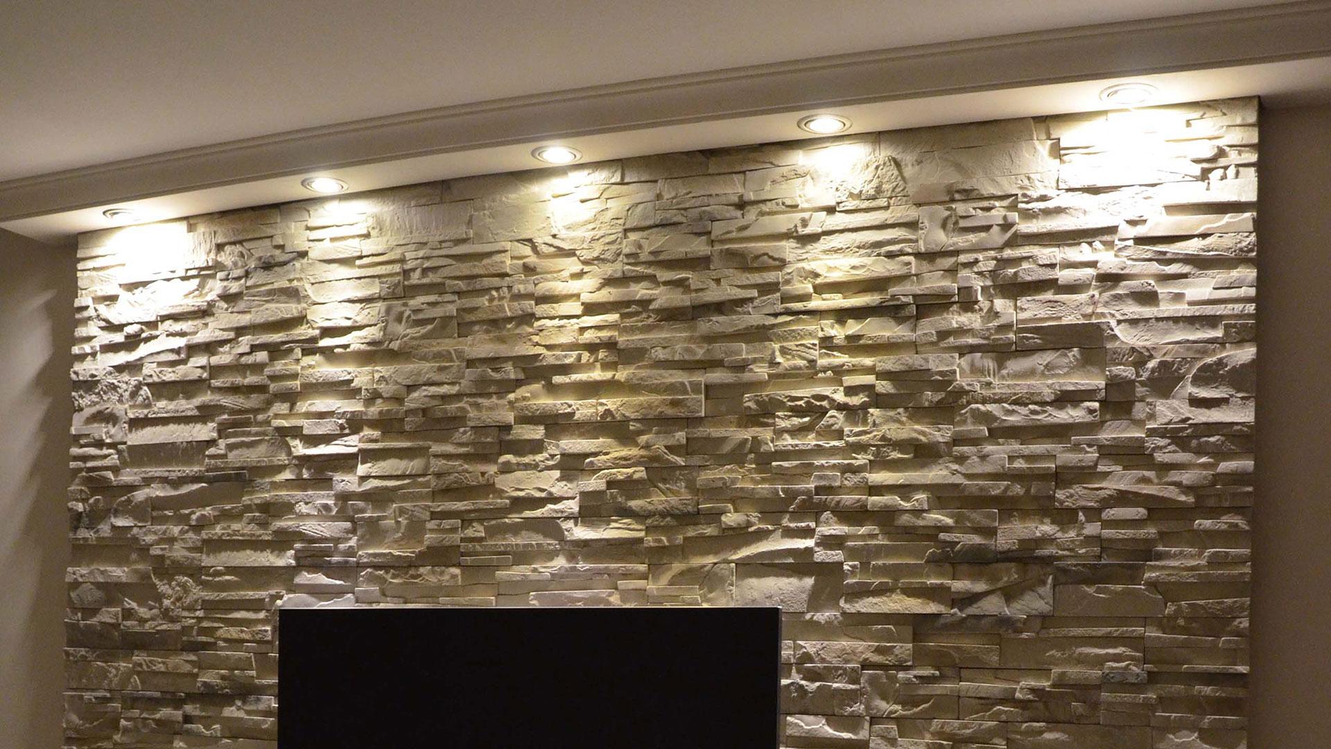 Lichtbalken zum Einbau von LED-Spots